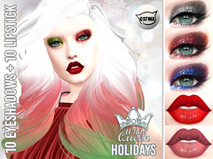 White Queen - Holidays Make Up - catwa