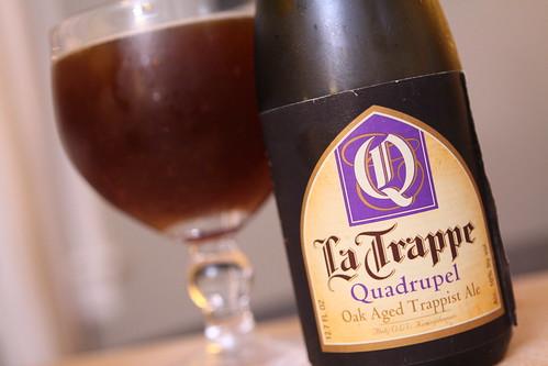 La Trappe Oak Aged Quadrupel