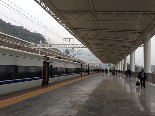 霞浦动车站
