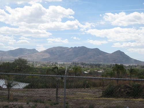 Cerro del Muerto (Dead Man Mountain) - Aguascalientes
