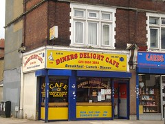 Picture of Diners Delight Cafe, CR7 8RZ