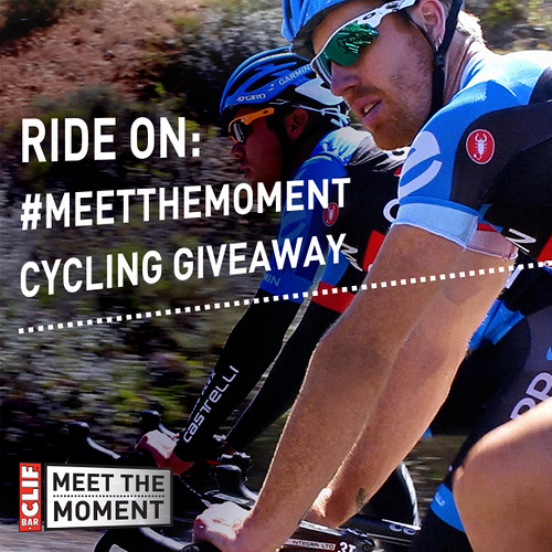 Meet the Moment Cycling Givaway