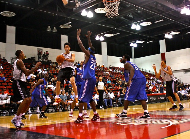 2010 - NBA Summer League