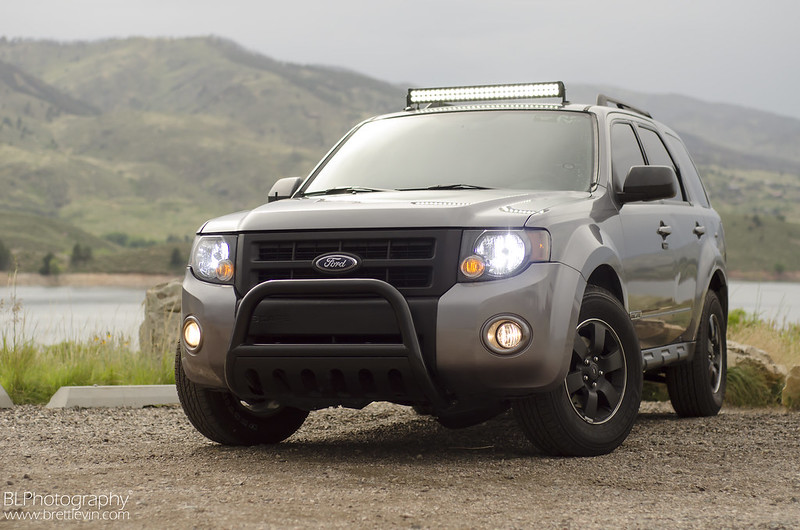 2008 Ford Escape Limited Sport Shoot