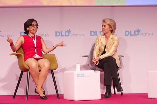 "DLDwomen13 conference Munich - ""Breaking new ground"" - Germany July, 15-16, 2013 ©Jorinde Gersina /#DLDw13"