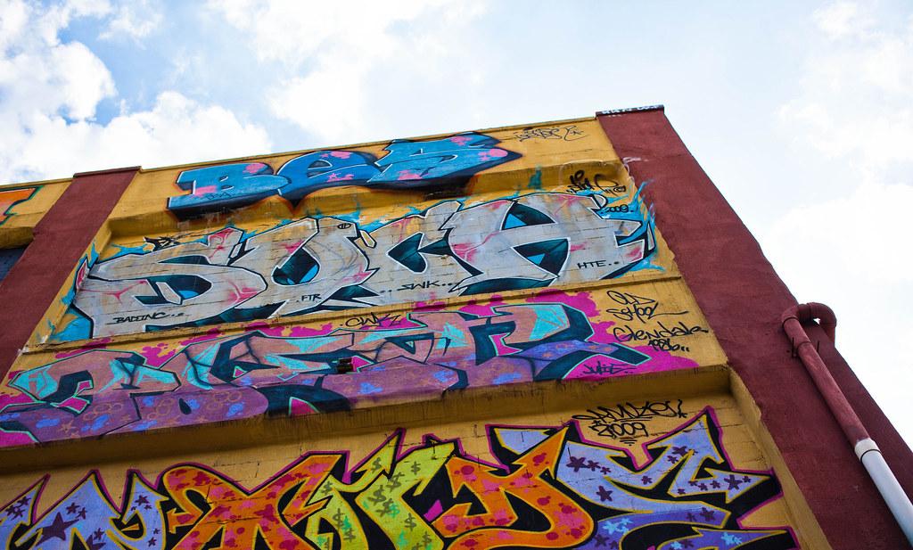 5 POINTZ   Graffiti Mecca   Long Island City, NY