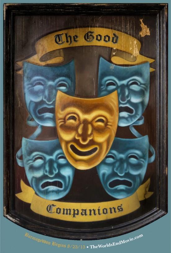 5. The Good Companions