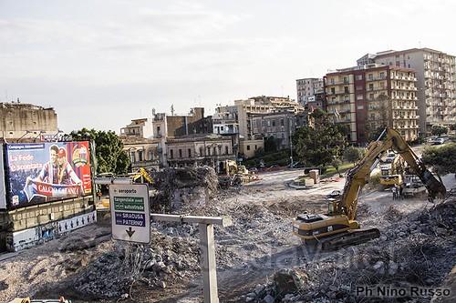 Catania, al via i lavori per i sottoservizi al Tondo Gioeni$