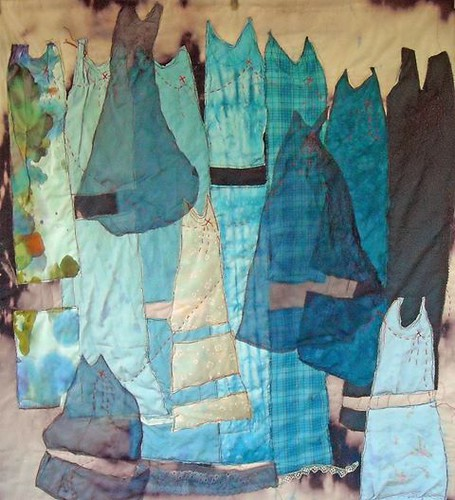 My Blue Dresses by Lorie McCown
