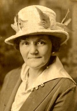 Maggie Welch Rose Akin, circa 1945
