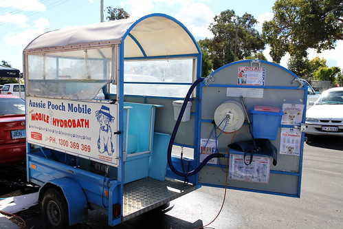 Aussie Pooch Mobile Hydrobath
