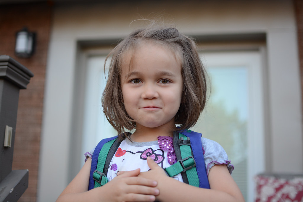 First Day At School (3)