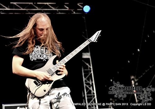 IMPALED NAZARENE @ PARTY SAN OPEN AIR 2013 Schlotheim, Germany 9756968732_ba2a64b7a7