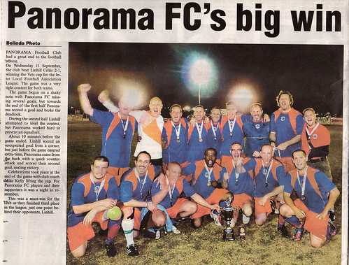 Roodepoort Northsider Article