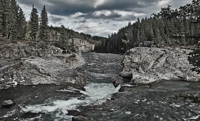 Elbow Falls Revisited