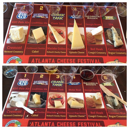 Cheese & Beer Pairing: Before And After