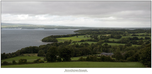 ireland landscape farmland tipperary loughderg greengreengreen