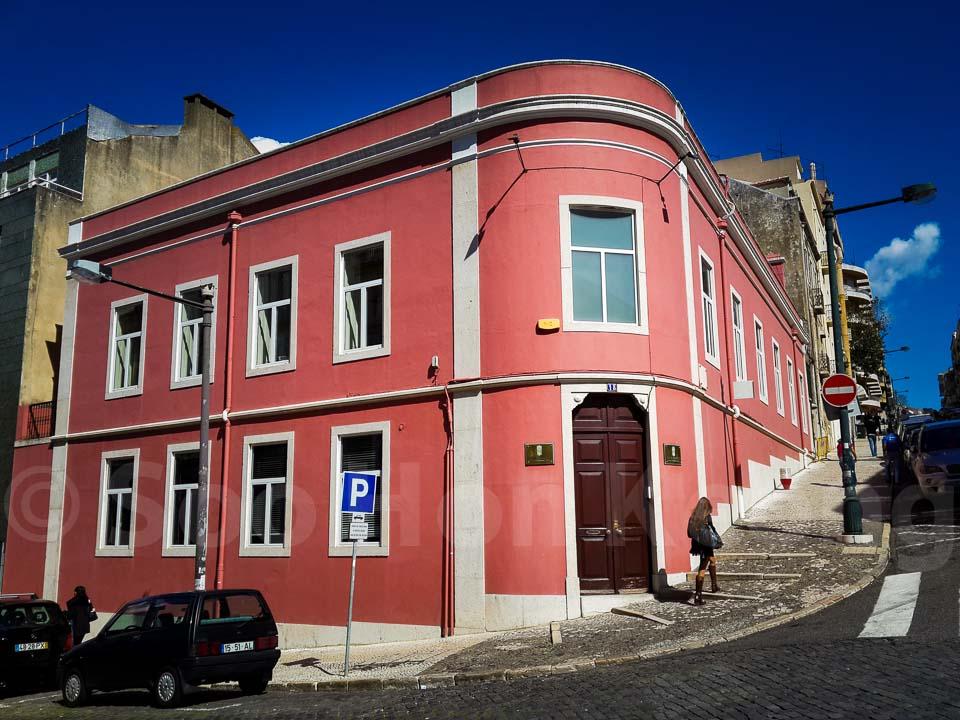Building @ Lisbon, Portugal