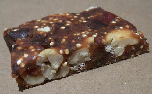 date cashew bar