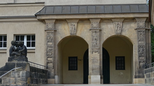 Dresden du schöne Sphinx, wunderbares Rätsel der blühenden Erinnerung 0183