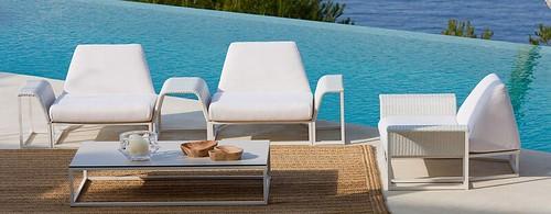 Natural Living Outdoor Sofa Set