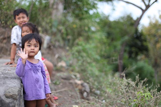 Kids, Padang Bai Bali