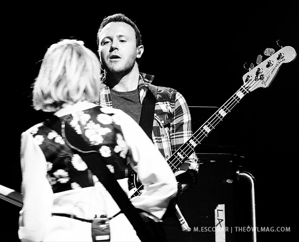 The Joy Formidable @ The Greek Theatre 10/25/13