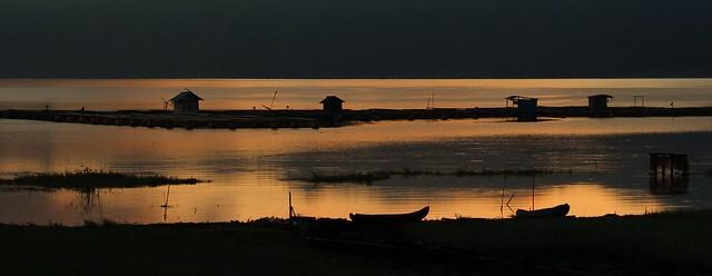 Sunrise, Lake Batur,Bali