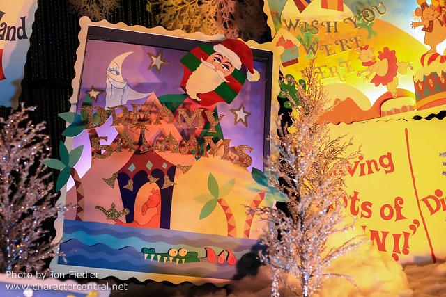 Disneyland Dec 2012 - it's a small world holiday