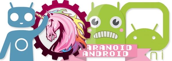 AOKP на Android 4.4