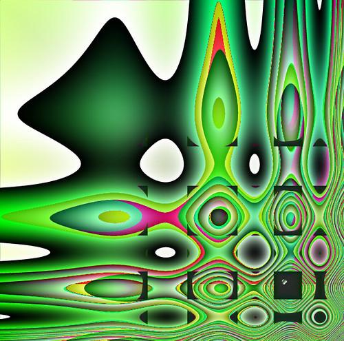 Formas Geométricas, Luz, Textura e Degradê 42 by Donantonio de la Mano