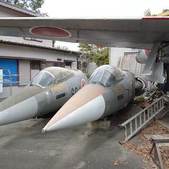いわゆる「最後の有人戦闘機」だと思う。