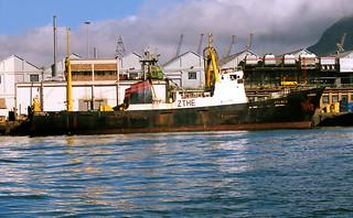 Trawler Crassula IMO 7039282