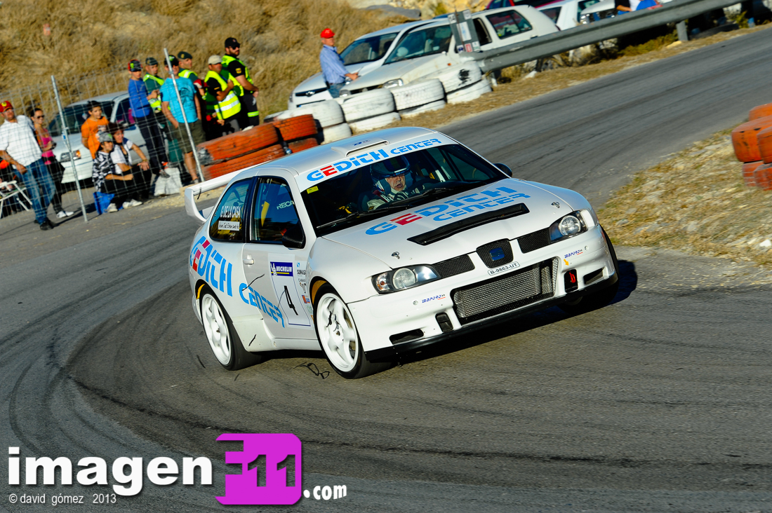 Campeonato de Andalucía de Montaña, Subida del Marmol, Gerard de la Casa, Seat Cordoba WRC