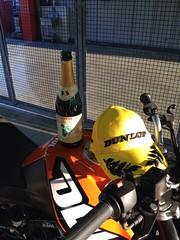 KTM DUKE 200 at Motegi Road Race Championship Rd.6