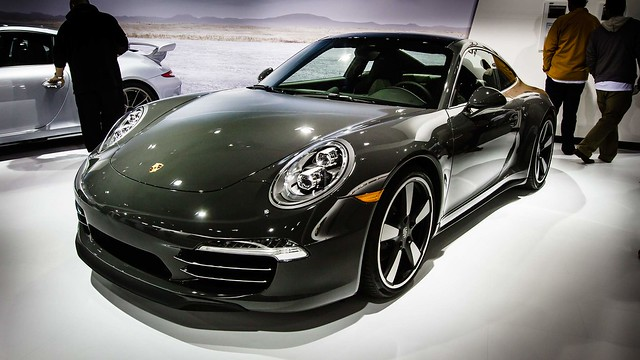2014 porsche 911 50th anniversary edition la auto show flickr photo sharing. Black Bedroom Furniture Sets. Home Design Ideas