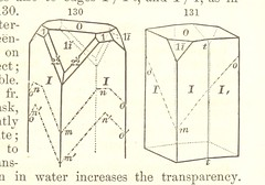 "British Library digitised image from page 183 of ""A System of Mineralogy. Descriptive Mineralogy ... By J. D. Dana ... aided by George Jarvis Brush ... Fifth edition. Rewritten and enlarged, etc"""