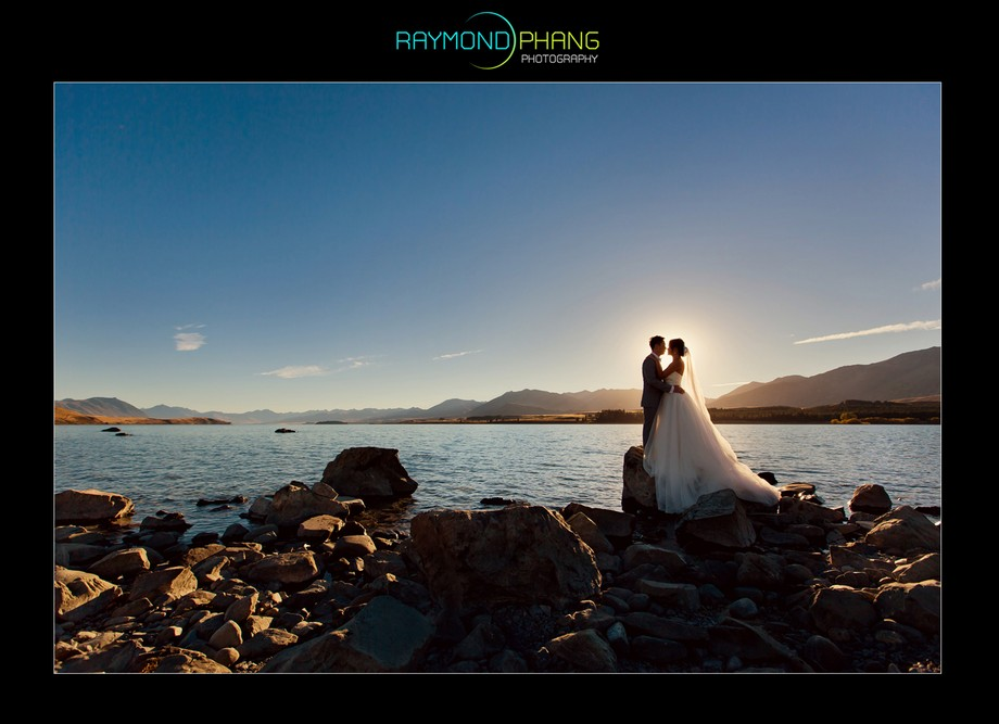 New Zealand Bridal Pre-Wedding by Raymond Phang Photography - 1