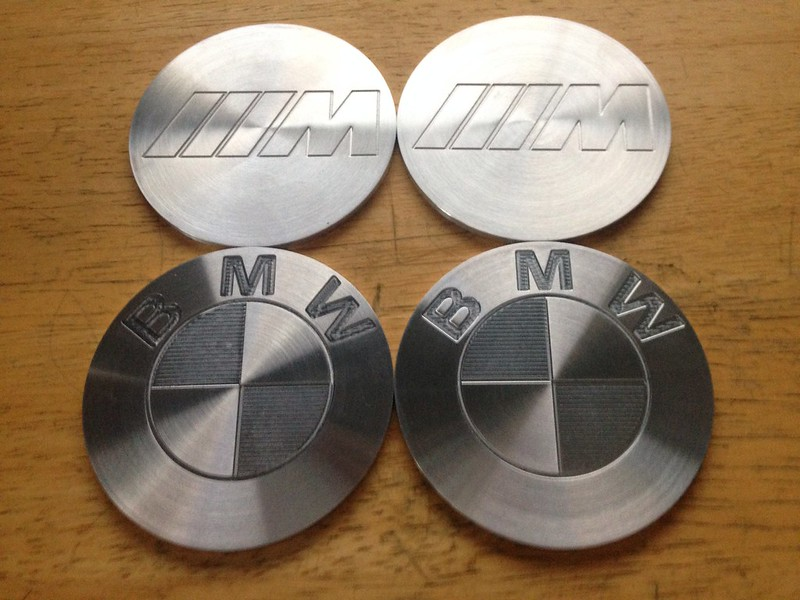 Custom Bmw Amp M Billet Cnc Side Marker Covers