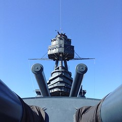 Battleship Texas, just as badass as I remembered. #landmarked