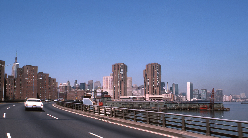 FDR DRIVE, EAST SIDE