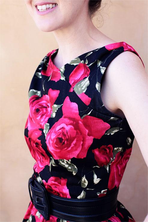 Roses Dress #7