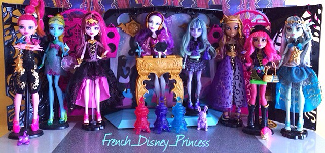Congratulate, Monster high 13 wishes dolls seems
