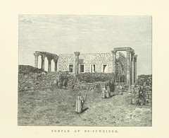 """British Library digitised image from page 371 of """"An Account of Palmyra and Zenobia, with travels and adventures in Bashan and the desert ... With eighty illustrations and thirty-two full-page engravings"""""""