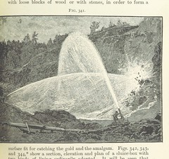 """British Library digitised image from page 331 of """"A Text-book of Ore and Stone Mining ... With frontispiece and 716 illustrations"""""""