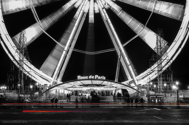 FV Flickr Top 5; 2-35: - Passing Roue de Paris -