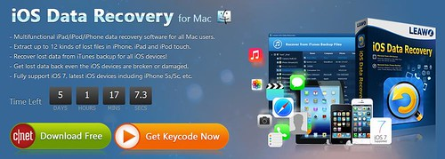 leawo ios data recovery activation key