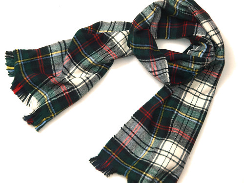 J.Crew / Plaid Scarf
