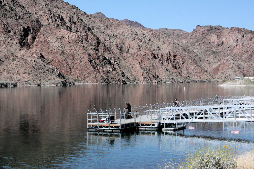 Photo gallery black canyon national water trail for Willow beach fishing
