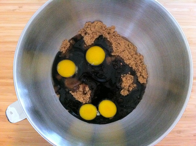 Molasses and Eggs Added to Sugars
